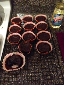 Cupcake Disaster